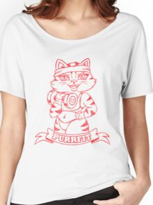 Get Yourself PurrFit! Women's Relaxed Fit T-Shirt