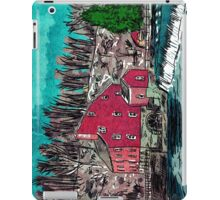 Red Mill Museum iPad Case/Skin