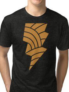 Black Adam Injustice Tri-blend T-Shirt