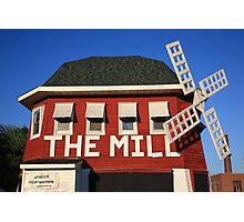 Route 66 - The Mill Restaurant Photographic Print