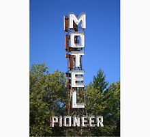 Route 66 - Pioneer Motel T-Shirt