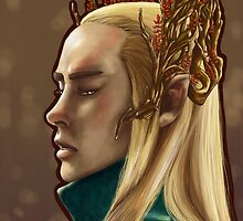 Elven King by inogart