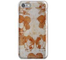 Emergent Anthocyanins  iPhone Case/Skin