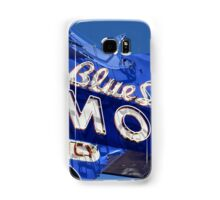 Route 66 - Blue Swallow Motel Neon Samsung Galaxy Case/Skin
