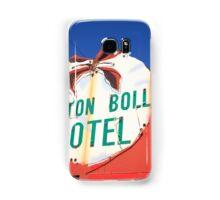 Route 66 - Cotton Boll Motel Samsung Galaxy Case/Skin