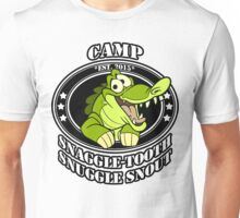 Camp Snaggle-Tooth Snuggle Snout Unisex T-Shirt