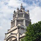 Victoria And Albert Museum, London by James J. Ravenel, III
