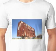 Route 66 - Western Motel Neon Unisex T-Shirt