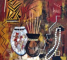 African Perspective by Ruth Palmer