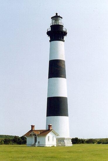 Bodie Island Lighthouse by Sheila Simpson