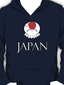 Japan National Tako-Chan T-Shirt