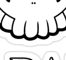 Japan National Tako-Chan Sticker