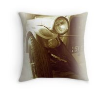 Turners Quality Butchers Throw Pillow