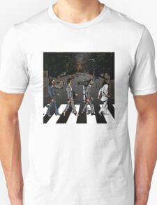 Zombie Abbey Road Unisex T-Shirt
