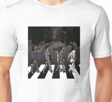 Zombie Abbey Road Unisex T-Shirt