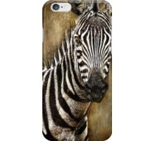Uganda: Youngster's Identity?  iPhone Case/Skin