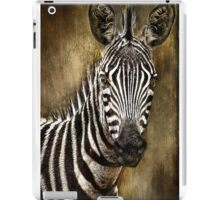 Uganda: Youngster's Identity?  iPad Case/Skin