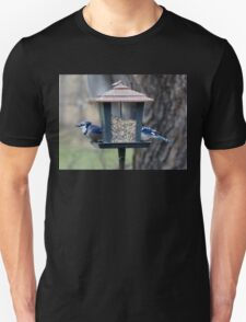 Seeing Double. T-Shirt