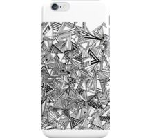 Sailboat Race iPhone Case/Skin