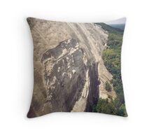 Georgia's Stone Mountain Throw Pillow