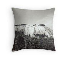 Stone Mountain, NC Throw Pillow