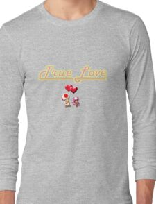 toad love Long Sleeve T-Shirt