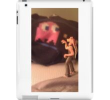 Jar Jar and Pinky iPad Case/Skin