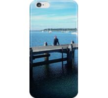 Geelong horizon iPhone Case/Skin