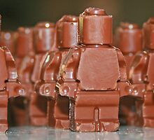 Chocolate Soldiers by Tony Waite