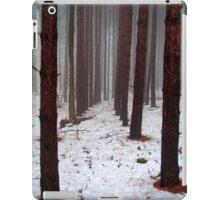 Bleeding Trees iPad Case/Skin