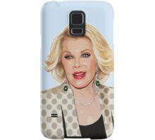 Joan Rivers  Samsung Galaxy Case/Skin