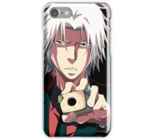 guardian of storm iPhone Case/Skin