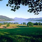 Tegernsee Evening by kevin smith  skystudiohawaii
