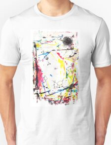 They enjoy the color attack! T-Shirt