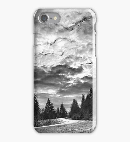 Always Look Up iPhone Case/Skin