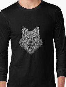 Wolfsolo Long Sleeve T-Shirt