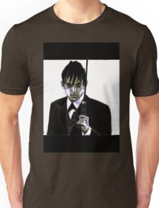 Gotham Oswald Cobblepot Robin Lord Taylor Unisex T-Shirt