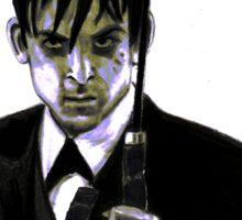 Gotham Oswald Cobblepot Robin Lord Taylor Sticker