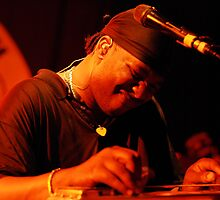 Robert Randolph by christuite