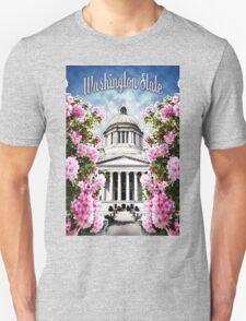 Washington State Capitol Unisex T-Shirt