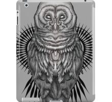 Geo Owl iPad Case/Skin