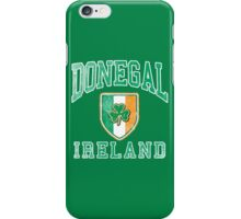 Donegal, Ireland with Shamrock iPhone Case/Skin