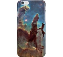 Eagle Nebula - The Pillars of Creation iPhone Case/Skin