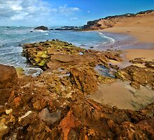 Rock Pools by smylie