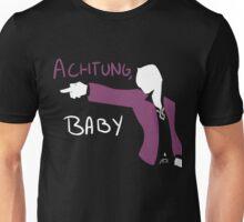Achtung, Baby Unisex T-Shirt