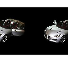 PROTO TYPE CAR ALFA ROMEO CAR MUG @ DETROIT CAR SHOW ¸.• by ✿✿ Bonita ✿✿ ђєℓℓσ
