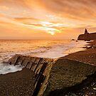 Chemical Beach - Seaham by David Lewins