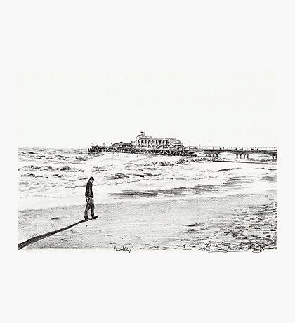 'Lonely' Photographic Print