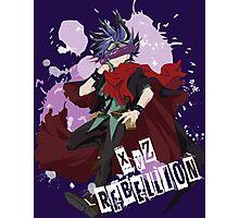 XyZ Rebellion  Photographic Print