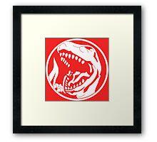 Tyrannosaurus! Framed Print